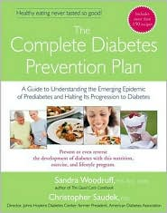Nook Book The Complete Diabetes Prevention Plan
