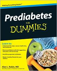 Nook Book Prediabetes for Dummies
