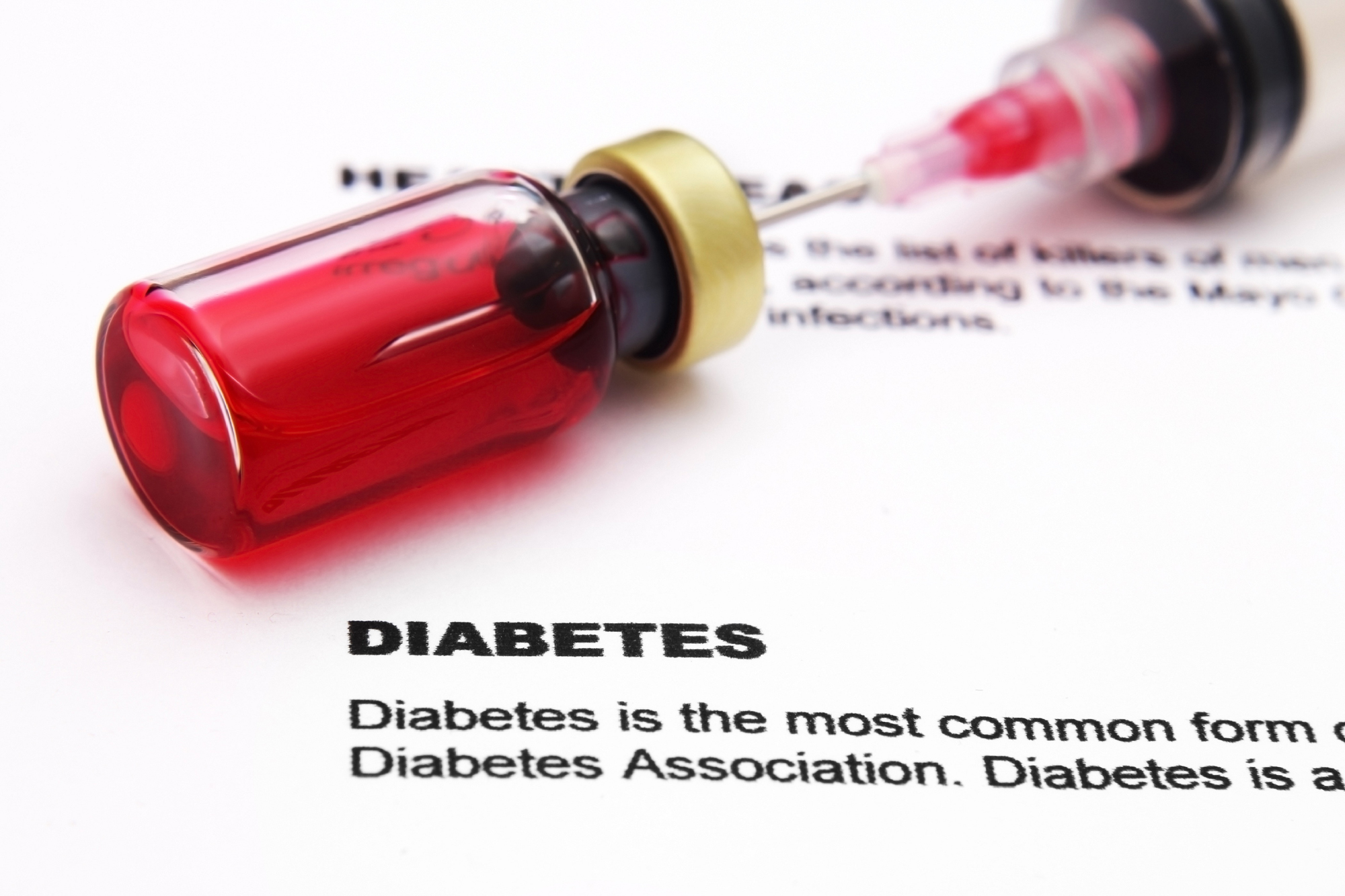 Diagnosing pre-diabetes requires a blood glucose test.