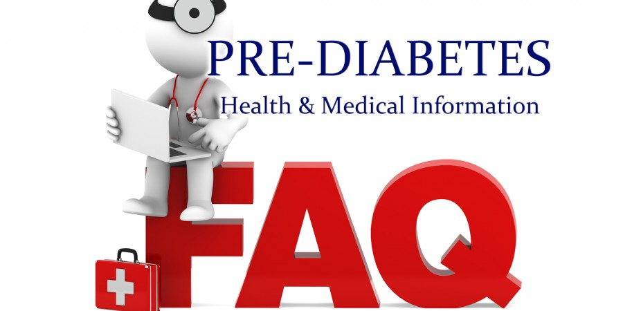 Understanding pre-diabetes is the first step in beating it!