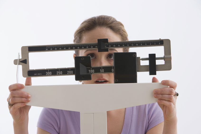 The BMI is not accurate to determine if you are overweight.