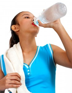 Drinking more water will help you thrive!