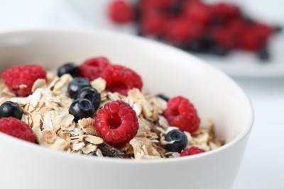 Cereal - Recommended daily serving of grains