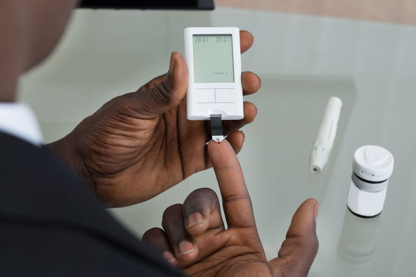 Testing your blood sugars is important - don't put it off!