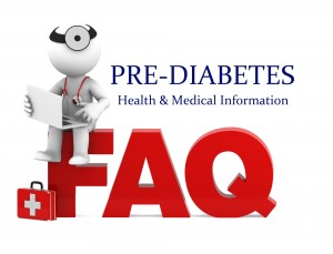 Understanding pre-diabetes is the first step in beating it!