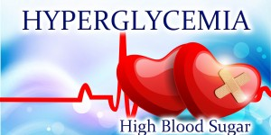 What is hyperglycemia?