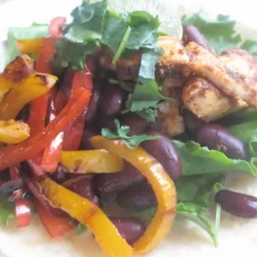 Gluten-Free Fajitas Recipe