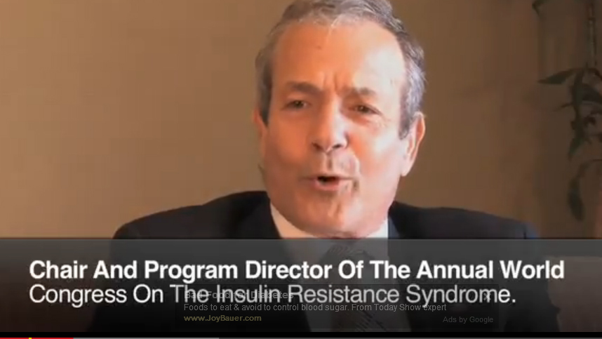 Dr. Handelsman on Prediabetes Lifestyle changes
