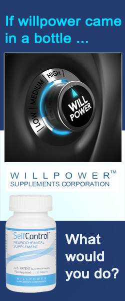 Increase Your Willpower, Learn Self Control