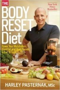 Body reset diet book