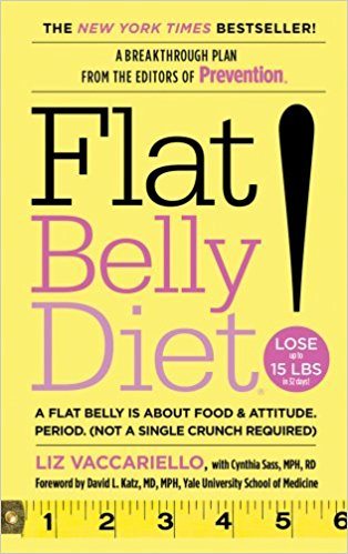 Flat Belly Diet Book Review