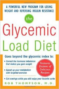 Glycemic Load Diet Book