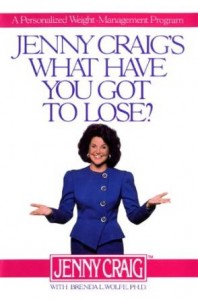 Jenny Craig's What Have You Got To Lose Book