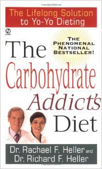 Carbohydrate Addicts Diet Book Review