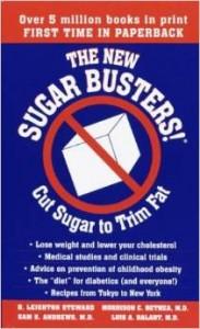 Sugar Busters diet book