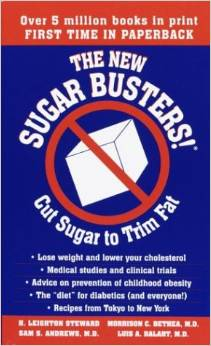 New Sugar Busters diet book review
