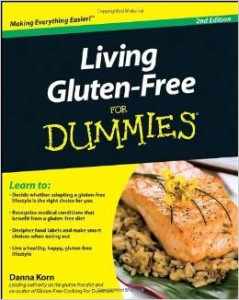Living Gluten-free for Dummies Cookbook Review
