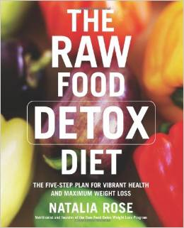 The Raw Food Detox Diet Book
