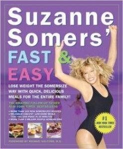 Somersizing Somers' Fast and Easy book