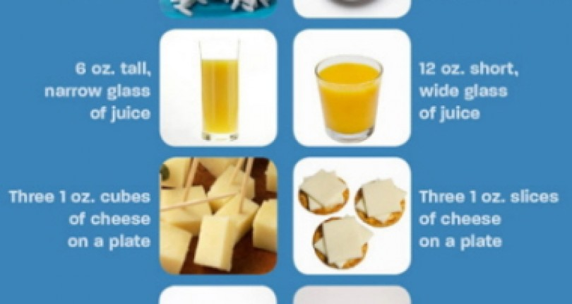 Food Portion Control – Tips on How to Measure Food Portions